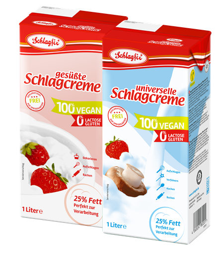 Schlagfix whipping cream - 1000ml