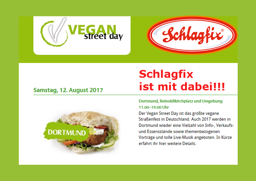 Vegan Street Day in Dortmund